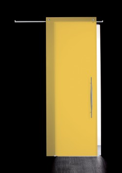 Usa glisanta la exteriorul peretelui Color - Usi glisante la exteriorul peretelui