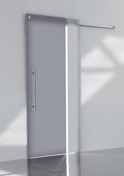 Usa glisanta la exteriorul peretelui Bi•color vertical - Usi glisante la exteriorul peretelui