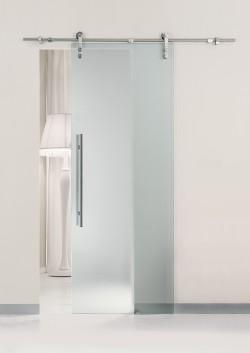 Usa glisanta la exteriorul peretelui Acidato - Usi glisante la exteriorul peretelui