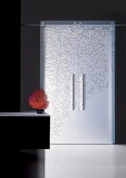 Usa glisanta cu montaj la exteriorul peretelui Corallo - Usi glisante la exteriorul peretelui