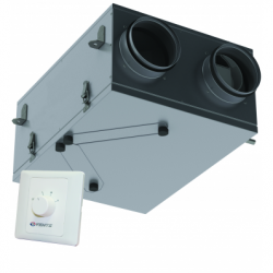 VUE 100 P mini - Ventilatie industriala centrale de ventilatie