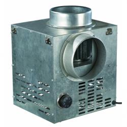 Ventilator semineu diam 125mm, debit 400 mc/h, 108W - Ventilatie industriala ventilatoare pentru semineu