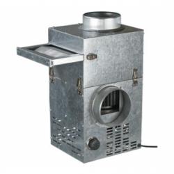 Ventilator semineu diam 150mm cu filtru - Ventilatie industriala ventilatoare pentru semineu