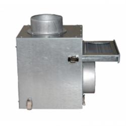 Filtru pentru ventilatoarele de semineu KAM 160 - Ventilatie industriala ventilatoare pentru semineu