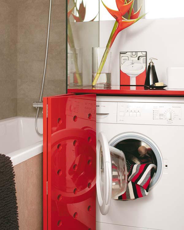 Masina de spalat rufe - in baie sau in debaraua de langa? - Masina de spalat