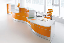 Birou MD022 - Birouri pentru zone de asteptare