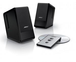 Boxe pentru calculator Bose Music Monitor - Boxe cu fir pentru calculator