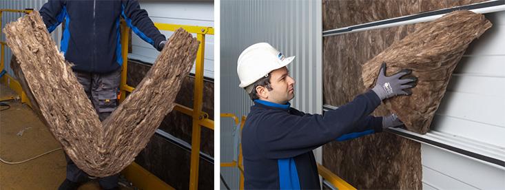 Solutia optima pentru izolarea cladirilor metalice - Solutia optima pentru izolarea cladirilor metalice