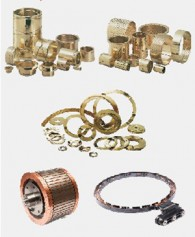 Slide bearings and components - Tipuri de produse WIELAND
