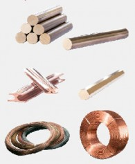 Rods, wire and tubes - Tipuri de produse WIELAND