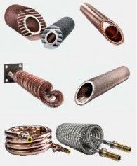 Finned tubes and heat exchangers - Tipuri de produse WIELAND