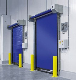 Usi rapide de interior - DYNACO M2 FREEZER - Usi rapide din PVC