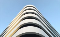 CORIAN Exterior Cladding - Varna Wave - Aplicatii