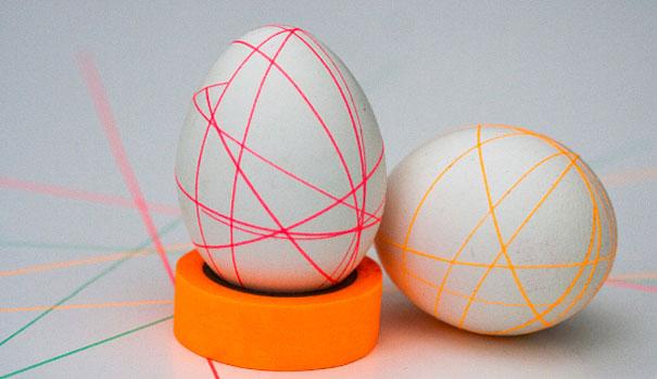10 moduri creative de a decora ouale de Paste - 10 moduri creative de a decora