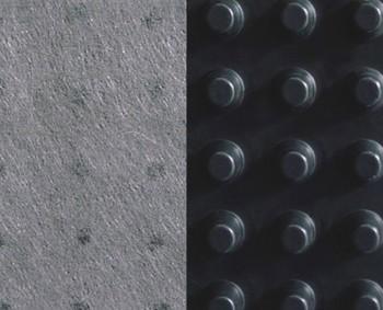 Sistem de drenaj Urbanscape fara tampon - Acoperisuri verzi