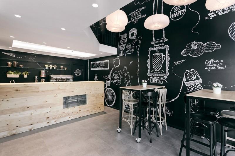 Stock Coffee  - 14 cafenele care-ti dovedesc frumusetea design-ului creativ