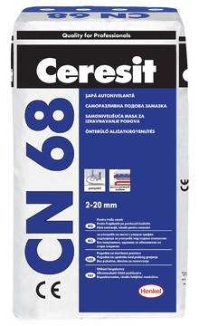 CN 68 - Sapa autonivelanta - Sape autonivelante