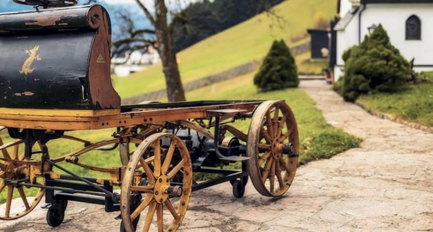 Peste o treime dintre toate mașinile au fost electrice secolul trecut - Peste o treime dintre