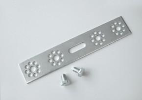 Placa de fixare cu suruburi - 1493SET - Accesorii robineti instalatii termice, sanitare