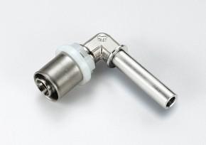 Racorduri de presare pentru tub multistrat -1653CY - Accesorii robineti instalatii termice, sanitare