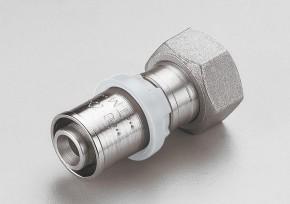 Racorduri de presare pentru tub multistrat - 1666K - Accesorii robineti instalatii termice, sanitare