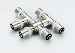 Racorduri de presare pentru tub multistrat - 1675 - Accesorii robineti instalatii termice, sanitare