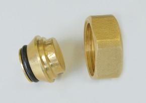 Racorduri de presare pentru tub multistrat - 1879 - Accesorii robineti instalatii termice, sanitare