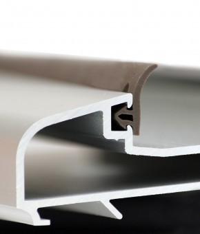 Garnitura pentru prag aluminiu - 639 - Garnituri pentru ferestre