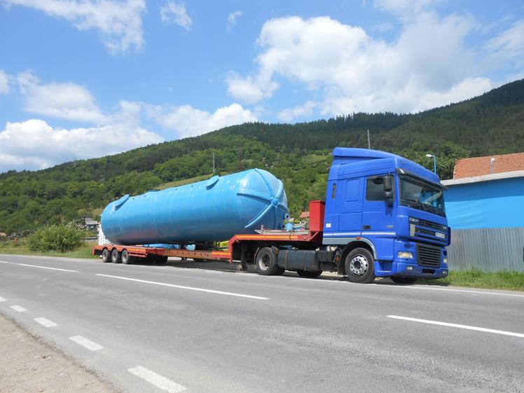 Rezervoare subterane - Rezervoarele din fibra - o solutie optima
