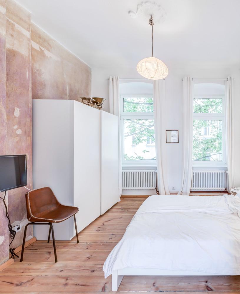 Apartament transformat de mobilierul mascat in pereti - Apartament transformat de mobilierul mascat in pereti