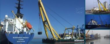 Transporturi maritime si fluviale - Transport international de marfuri