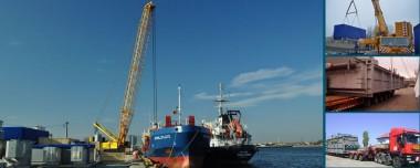 Transporturi containerizate - Transport international de marfuri