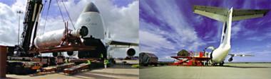 Transporturi aeriene - Transport international de marfuri