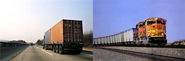 Transporturi rutiere si feroviare - Transport international de marfuri