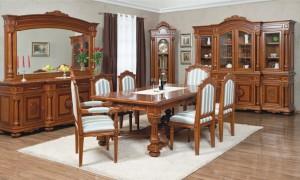Mobila sufragerie lemn masiv Alyona - Mobila sufragerie lemn masiv Alyona