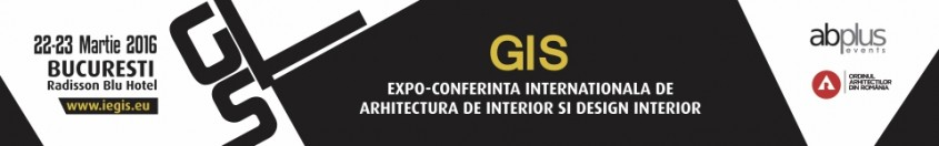 GIS - cel mai important forum de arhitectura de interior din Europa de Est organizat la