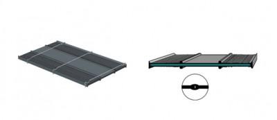 Profile etansare cu armatura de otel interna sau externa - Profile etansare cu armatura de otel interna sau externa
