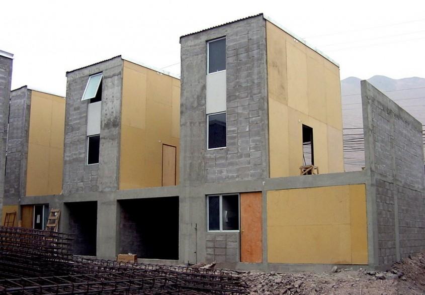 Complexul rezidential Quinta Monroy - Arhitectul Alejandro Aravena este laureatul prestigiosului Premiu Pritzker 2016