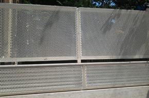 gard urban - Garduri din tabla expandata
