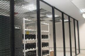 inchidere compartiment IT - Garduri din tabla expandata