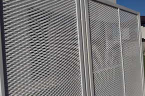 gard profil C - Garduri din tabla expandata