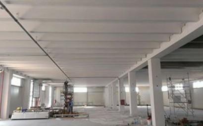 Benvenuti Oradea - Structuri hale prefabricate din beton