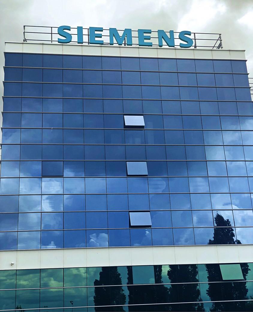 Sediul Siemens Romania - Sediul Siemens