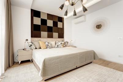 Amenajare dormitor - Pachet Mobilare si decorare