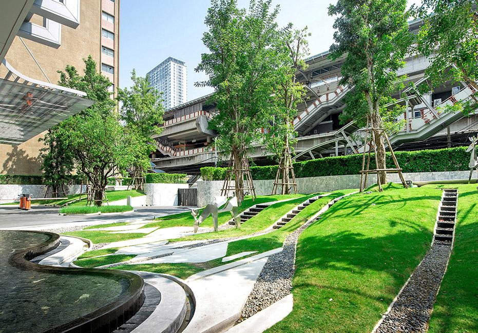 Padure urbana in Bangkok - Padure urbana in Bangkok