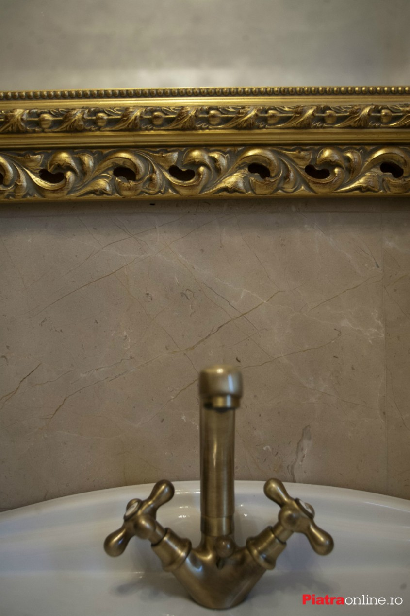 Amenajarea baii - stil clasic si inspiratie venetiana - Amenajarea baii - stil clasic si inspiratie