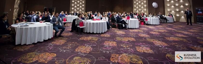 Antreprenorii din Mureș și din județele învecinate sunt invitați la conferința care închide seria Business rEvolution