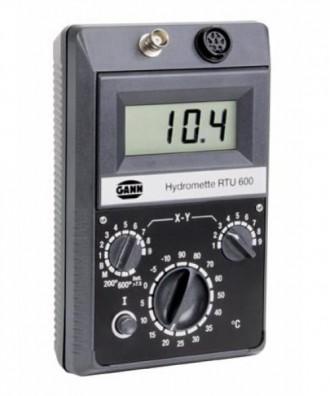 Aparat de masurare electronic Hydromette RTU 600 - Masurare materiale vrac
