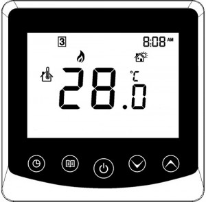 AMSTemp T225 termostat incalzire electrica - Termostate de interior