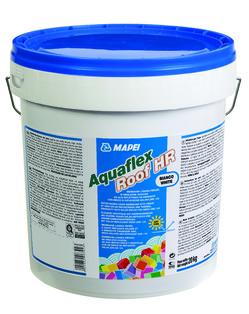 Hidroizolatie lichida cu grad ridicat de reflexie pentru exterior - AQUAFLEX ROOF HR - Profile hidroizolante